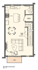 Floor Plan: Level II